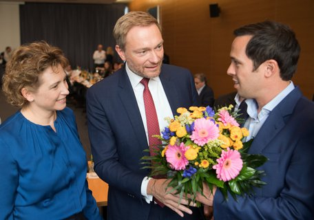 Die FDP ist nach den Worten ihres VorsitzendenChristianLindnerauf einen Bruch der Regierungskoalition vorbereitet.